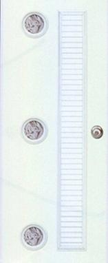15-036E 羽紋玻璃