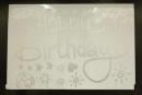 卡典貼紙-銀色生日配件套裝(KD-HB06) 商品售價 $ 100