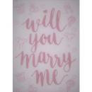 卡典貼紙-求婚系列(粉字母套裝(KD-MM02) 商品售價 $ 100