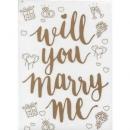 卡典貼紙-求婚系列(金字母套裝(KD-MM03) 商品售價 $ 100