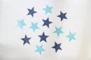 小星星吊串-深/淺藍 (X-01) 商品售價 $ 60