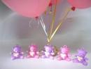 粉色小熊重量塊(W017) 商品售價 $ 15