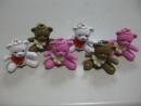 棕色小熊重量塊(W021) 商品售價 $ 15