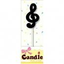 造型蠟燭-高音譜(GL014-03) 商品售價 $ 30