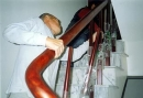 樓梯扶手裝配