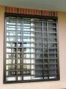 鋁管防盜窗3