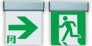 緊急出口標示燈&避難方向指示燈-壁掛.吸頂.崁頂燈具 TKM902-BL-200/TKM902-BH-200