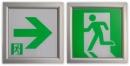 緊急出口標示燈&避難方向指示燈-崁壁插銷式 TKM905-BL-200/TKM905-BH-200