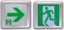 緊急出口標示燈&避難方向指示燈-超薄型燈具 TKM908-BH-200