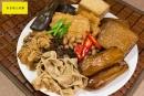 開胃小菜組(大黑干、素雞、黑輪、腐竹、花干、海帶、花生、百頁豆腐)