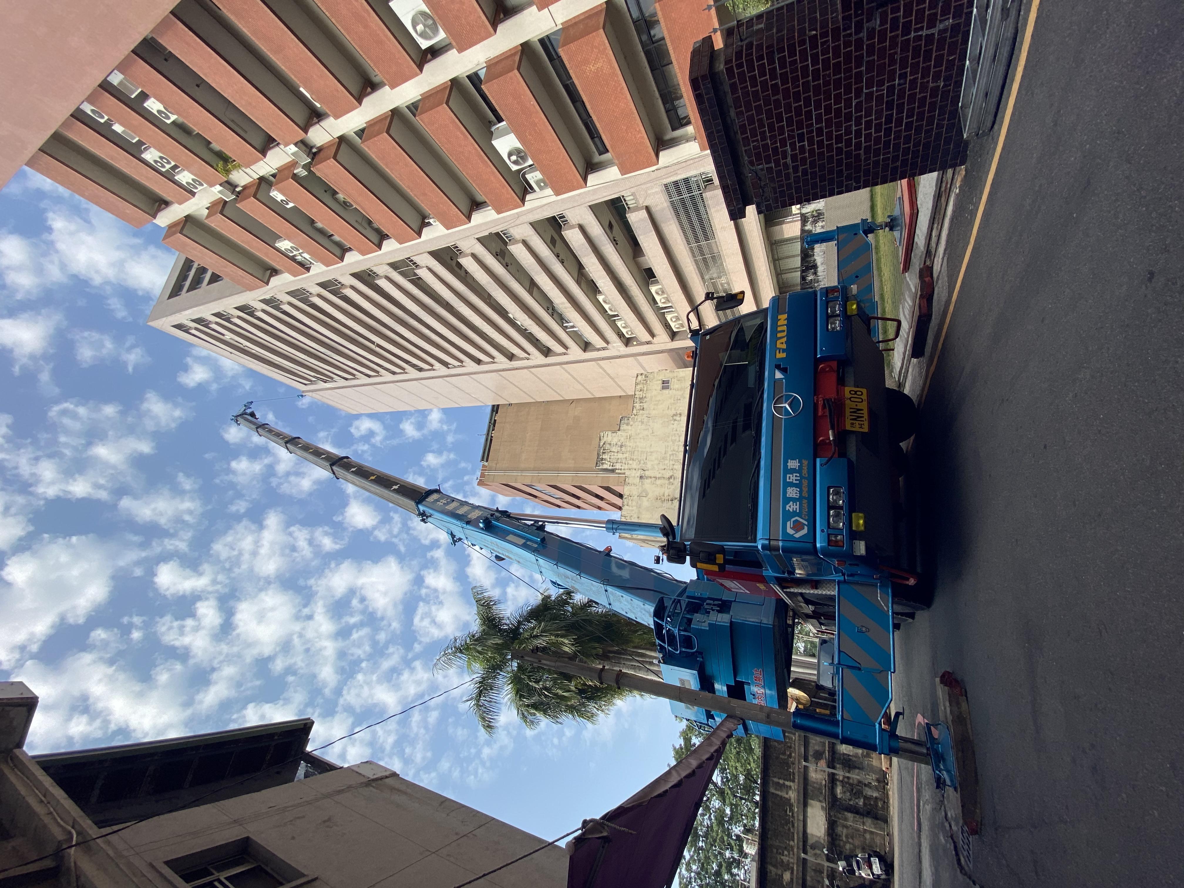120噸吊車作業 (5)