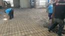 新都路孔地平,全都用捍接的整地工程 (1)