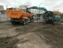 本淵路基礎開挖
