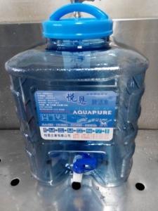 16公升悅恩純活水(PC方桶)