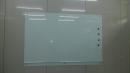 小形磁玻璃白板