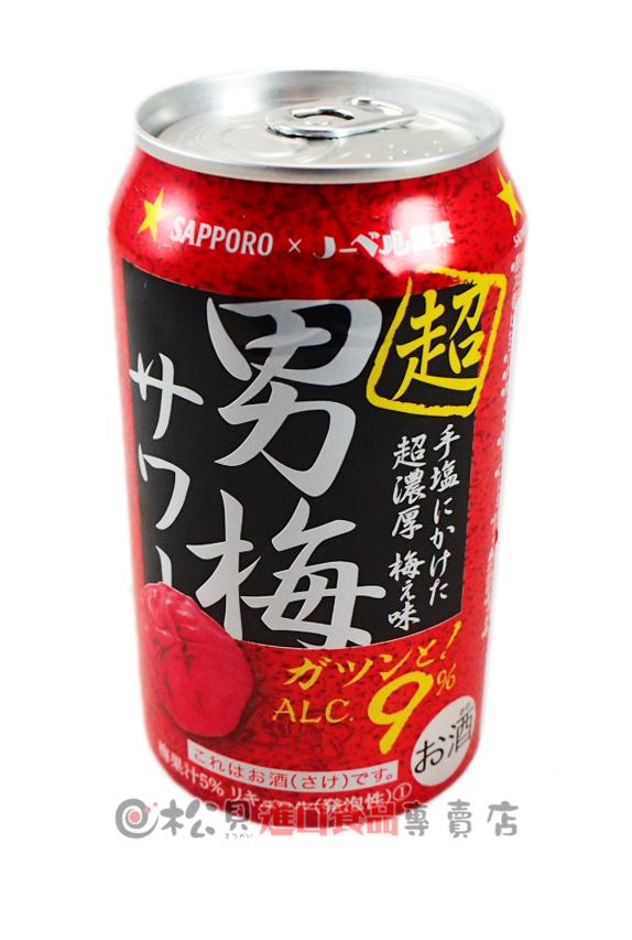 三寶樂超男梅酒350ml【4901880880989】.jpg