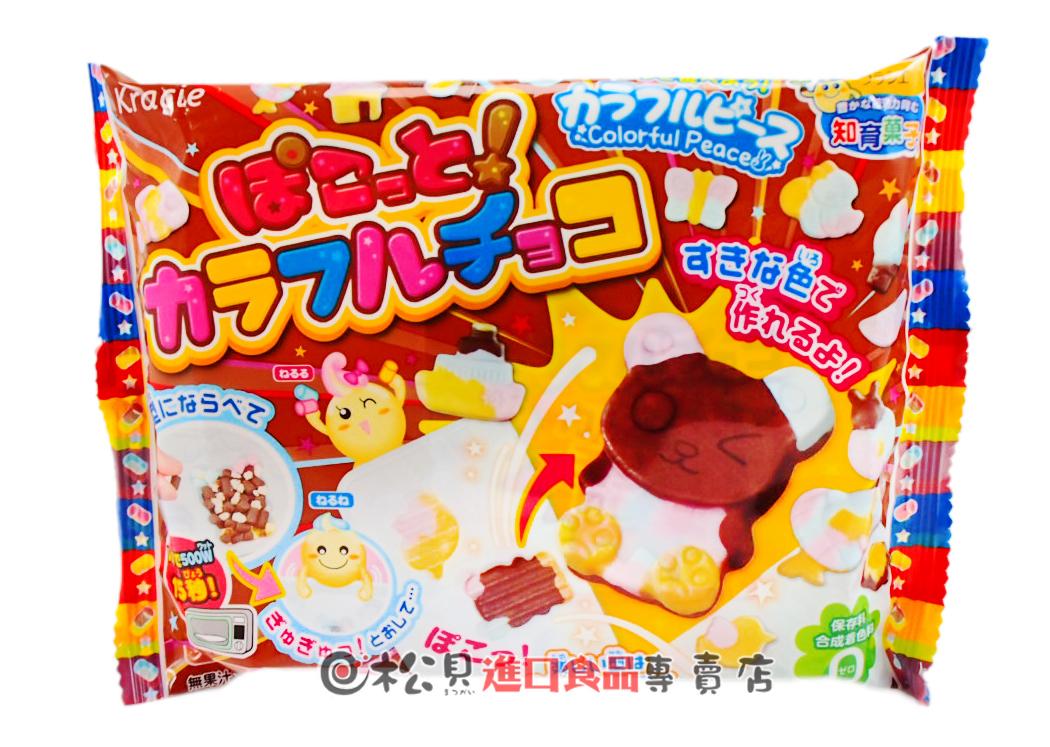 可利斯DIY手作熊貓巧克力19g【4901551355563】.jpg