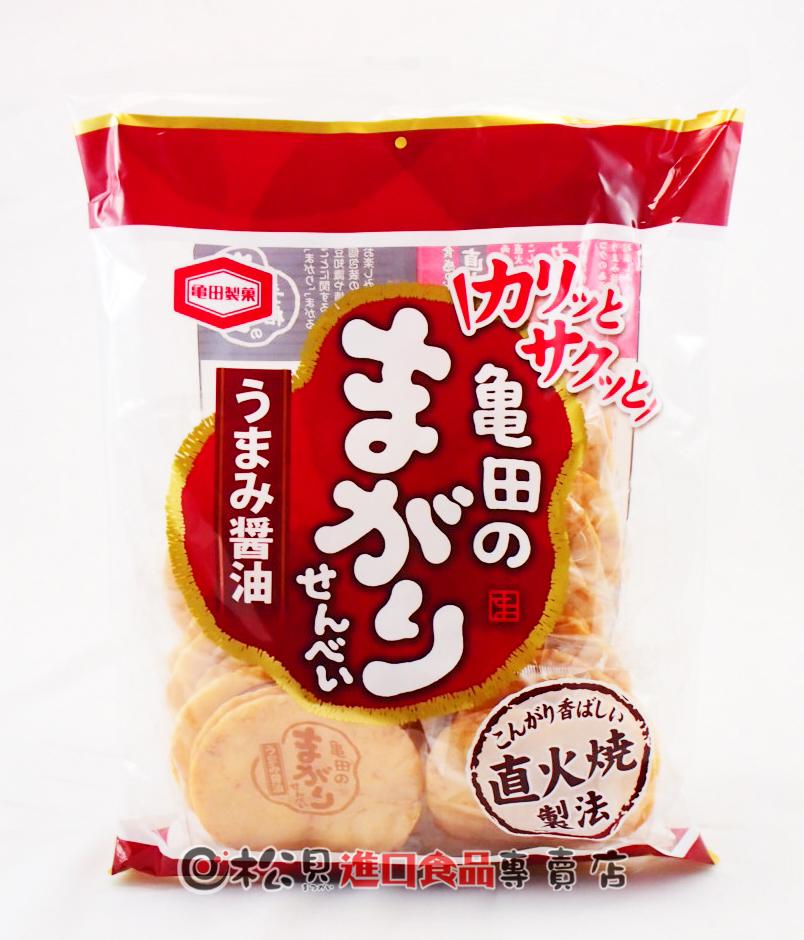 龜田瑪加莉醬油米果113g【4901313072721】.jpg