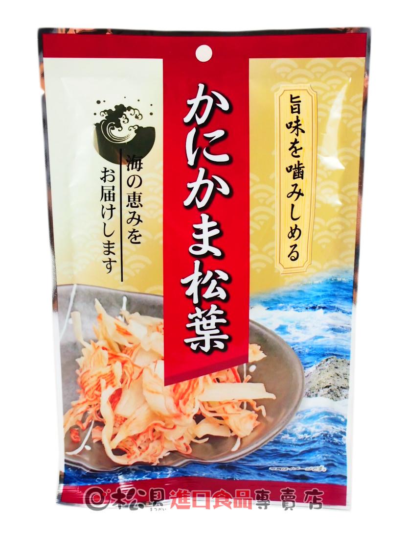 TAKUMA蟹肉風味鱈魚絲50g【4962679646469】.jpg
