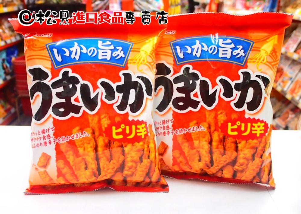 東京花枝脆餅(辛口)140g.JPG