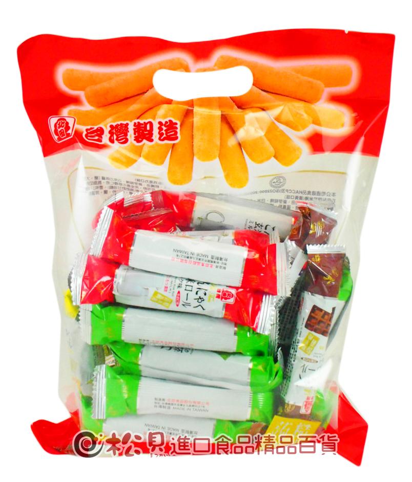 北田蒟蒻糙米捲綜合量販包320g【4711162824194】.jpg