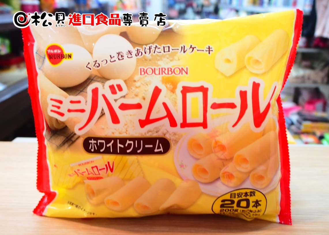 北日本奶油蛋糕捲200g.JPG