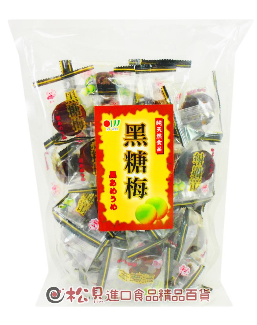 日瑋黑糖梅350g【4713177030201】.jpg