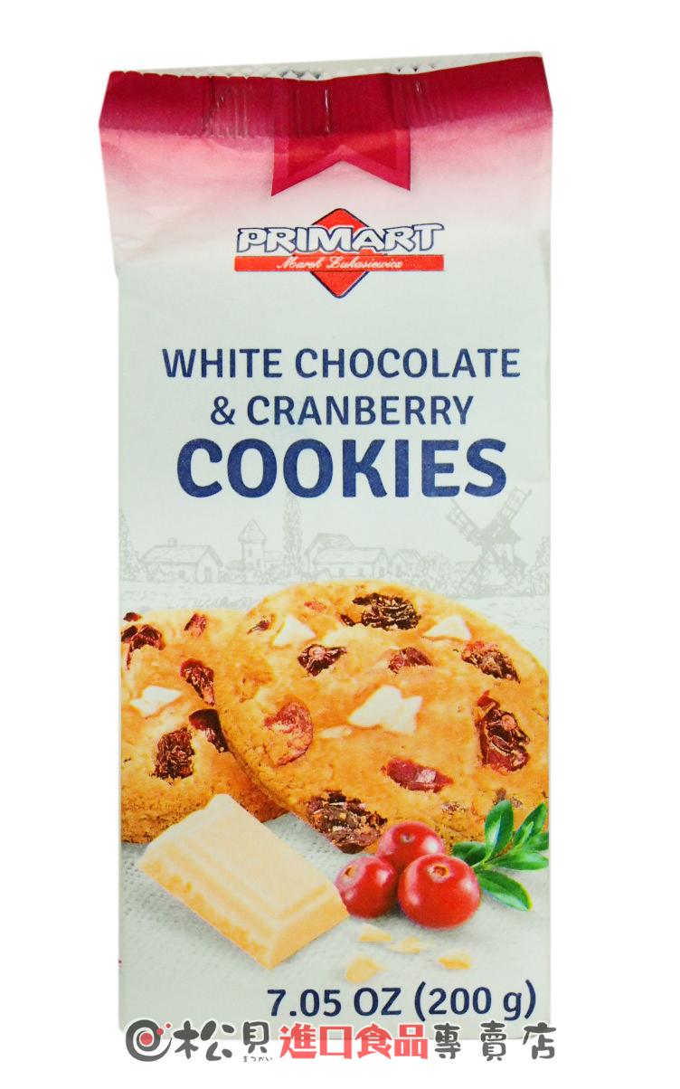 派拉瑪白巧克力蔓越莓餅乾150g.jpg