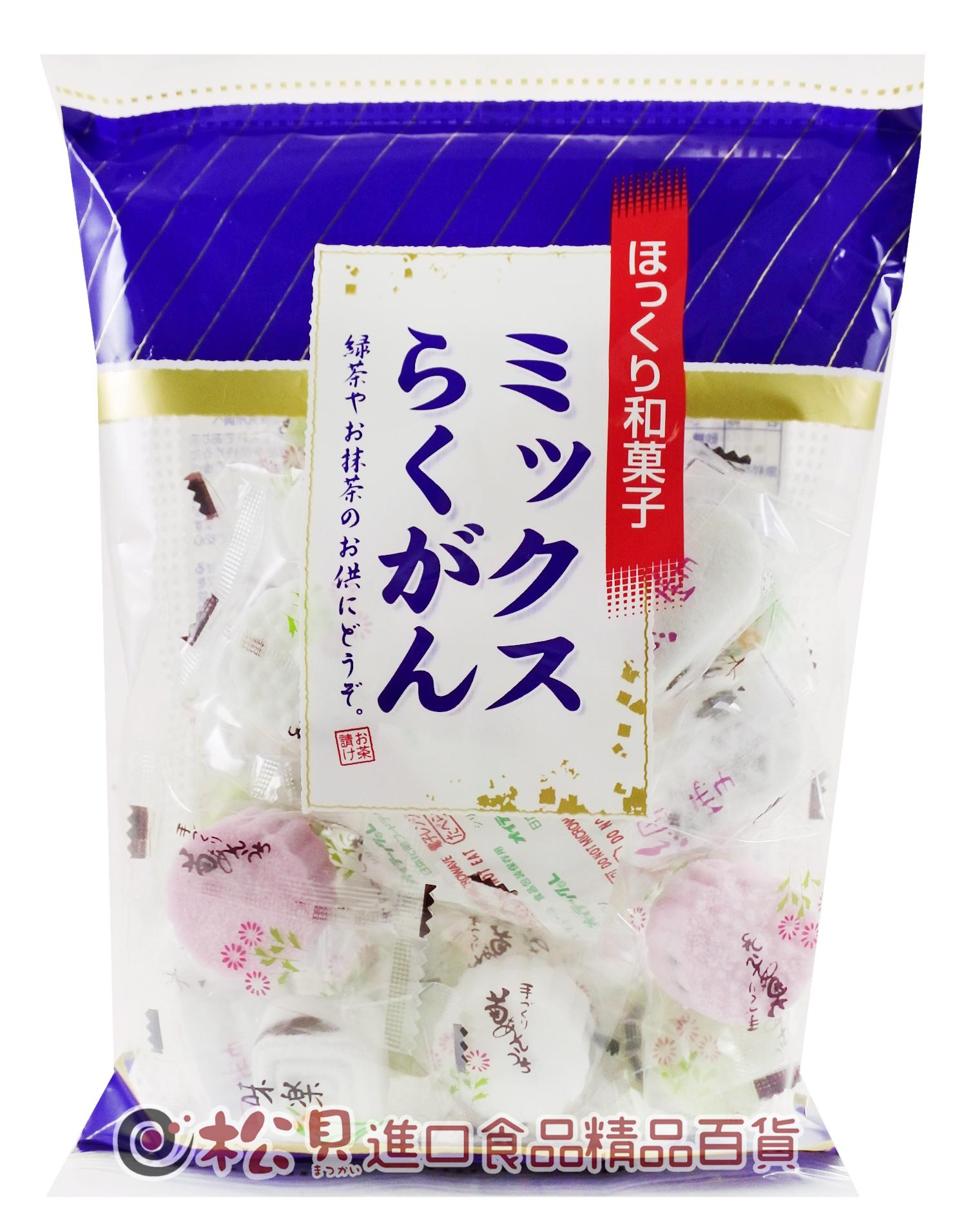 幸福堂味樂細雪和果子230g【4933121201222】.jpg