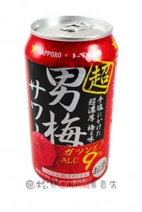 三寶樂超男梅酒350ml【4901880880989】