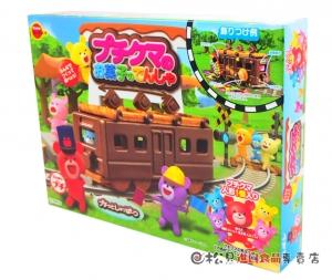北日本小熊DIY巧克力火車餅306g【4901360318643】