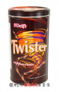 TWiSter咖啡威化捲心罐320g【8991001780881】