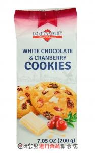 派拉瑪白巧克力蔓越莓餅乾150g【5907768227814】