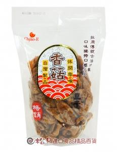 巧益香菇豆干390g【4718037131050】