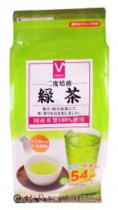 Valor焙煎綠茶54袋162g【4539114051791】