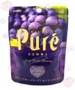 甘樂Pure巨峰葡萄軟糖45g【4901351077771】