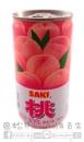 SAKI水蜜桃汁180ml【8801105910087】