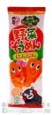 五木野菜素麵(胡蘿蔔)120g【4901726013861】