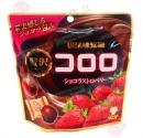味覺可洛洛巧克力草莓軟糖52g【4902750664647】