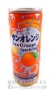 SANGARIA碳酸飲料柳橙汽水250ml【4902179018885】