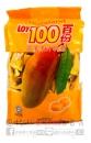 一百份芒果口味軟糖1kg【9556296203652】