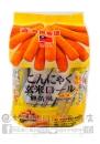 北田蒟蒻糙米捲(蛋黃口味)160g【4711162821520】