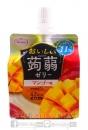 達樂美蒟蒻果凍飲(芒果)150g【4955129019760】