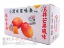 厚毅台灣水果凍(芒果)400g【4719778004054】