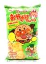 栗山麵包超人蔬菜米果63g【4901336155586】