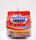 明治果凍飲料(白桃)125ml【4902705001176】