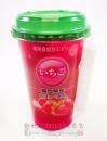 SASNA果實凍飲(草莓)160g【4901816211870】
