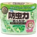 植物防蟲消臭劑-薄荷【4901080575418】