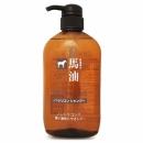 熊野馬油洗髮精600ml【4513574012752】