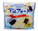 北日本香草鹽巧克力帆船餅168g【4901360325832】